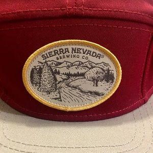 Sierra Nevada Camper Style Hat